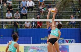 [DIỄN BIẾN] Giải bóng chuyền bãi biển nữ thế giới – Tuần Châu Hạ Long 2019 ngày 10/5