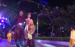 Sắc màu Lễ hội áo dài tại thành phố biển Nha Trang