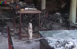 Phú Yên: Hỏa hoạn thiêu rụi ngôi chùa gần 60 năm tuổi