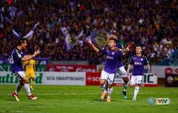 Lịch thi đấu và trực tiếp vòng 9 Wake-up 247 V.League 1-2019: Tâm điểm CLB Thanh Hóa - CLB Hà Nội, CLB Hải Phòng - Sông Lam Nghệ An