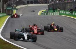 Interlagos sẽ không còn trong hành trình F1 từ năm 2020