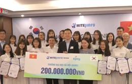 Hàn Quốc trao học bổng cho sinh viên Việt Nam