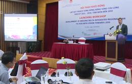 Công bố lập quy hoạch đồng bằng sông Cửu Long