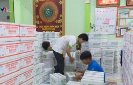 Xuất khẩu sản phẩm từ mãng cầu xiêm sang Trung Quốc