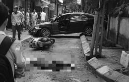 Nữ tài xế lùi xe bất cẩn làm một người thiệt mạng