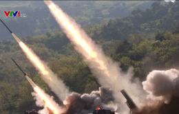 Hàn Quốc, Nhật Bản lo ngại về hoạt động quân sự của Triều Tiên
