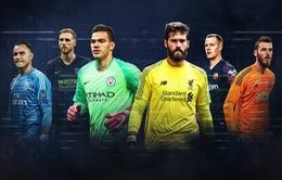 Top 10 thủ môn hay nhất thế giới: De Gea không còn là chính mình, ai hay nhất?