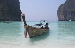 Thái Lan đóng cửa vịnh Maya đến năm 2021