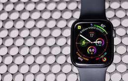 """Apple Watch Series 4 nhận giải """"Màn hình của năm"""""""
