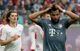 Hòa nhạt RB Leipzig, Bayern Munich có nguy cơ mất đĩa bạc Bundesliga