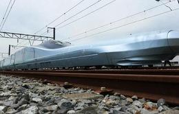 Nhật Bản thử nghiệm tàu cao tốc nhanh nhất thế giới
