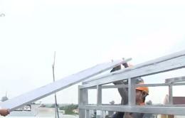 Những lưu ý khi hộ dân lắp điện mặt trời
