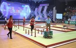 Cập nhật thứ tự thi đấu tại tứ kết Robocon Việt Nam 2019