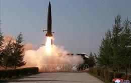 Nhật Bản gửi công hàm phản đối Triều Tiên phóng tên lửa