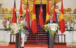 Tuyên bố chung Việt Nam - Nepal