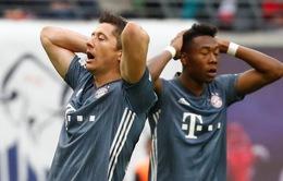 Kết quả bóng đá quốc tế sáng 12/5: Leipzig 0-0 Bayern Munich, Fiorentina 0-1 Milan