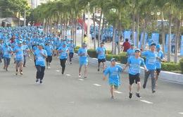 Nha Trang: Chạy việt dã đồng hành cùng sức khỏe cộng đồng