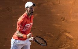Madrid mở rộng 2019: Djokovic tiến vào chung kết, đợi tin Nadal