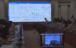 TP.HCM đã có hơn 1.000 camera tích hợp tại Trung tâm điều hành Đô thị thông minh
