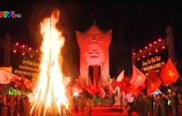 Giao lưu 60 năm truyền thống mở đường Trường Sơn