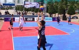 Khởi tranh giải bóng rổ 3x3 Vô địch quốc gia 2019