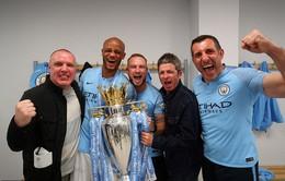 Bảo vệ ngai vương Premier League, mục tiêu tiếp theo của Man City là gì?