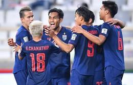 Trước thềm King's Cup gặp ĐT Việt Nam, chủ nhà Thái Lan gặp khủng hoảng lực lượng