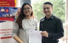 17 thí sinh đầu tiên trúng tuyển Học viện Báo chí & Tuyên truyền năm 2019 không phải thi THPT quốc gia