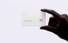 Các ngân hàng chú ý: Nhân viên của Apple đã bắt đầu nhận thẻ Apple Card!