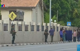 Sri Lanka tăng cường an ninh tại các nhà thờ
