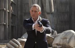 Bond 25 hoãn quay do Daniel Craig gặp chấn thương trong lúc quay phim