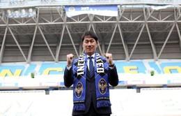 Đội bóng của Công Phượng lại thay HLV, trao quyền cho huyền thoại bóng đá Hàn Quốc