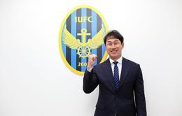 Incheon United bổ nhiệm HLV trưởng mới thay Lim Joong-yon