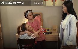 Về nhà đi con - Tập 23: Trong lúc hoạn nạn, Thư (Bảo Thanh) được chị em cho tiền trả nợ