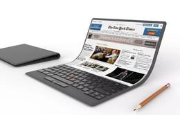 """Sau smartphone, laptop màn hình gập cũng không còn là """"viễn tưởng"""""""