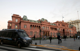 Phủ Tổng thống Argentina bị đe dọa đánh bom