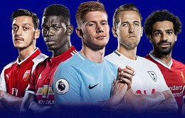 Lịch thi đấu, bảng xếp hạng Ngoại hạng Anh vòng 26: Man City - West Ham, Chelsea - Man Utd