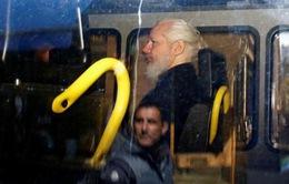 Thụy Điển mở lại cuộc điều tra Julian Assange