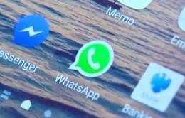 Lỗ hổng bảo mật nghiêm trọng trên Whatsapp