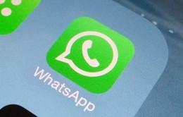 WhatsApp hối thúc người dùng nâng cấp trước nguy cơ tấn công của phần mềm gián điệp
