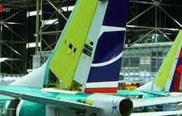 Boeing không bán được máy bay trong tháng 4