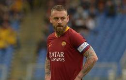 Daniele De Rossi chia tay AS Roma sau mùa giải này
