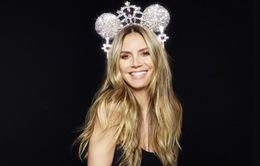 """Disney """"rủ"""" Karlie Kloss Heidi Klum ra mắt bộ sưu tập nơ chuột Mickey và Minnie"""
