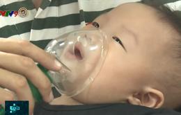 Báo động tình trạng gia tăng hen suyễn ở trẻ em tại Việt Nam