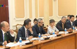 Doanh nghiệp Nhật Bản sẽ đồng hành, góp sức để TP.HCM phát triển