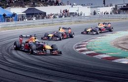 GP Hà Lan trở lại với hành trình F1 từ năm 2020