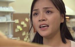 """Về nhà đi con - Tập 24: Quá giới hạn chịu đựng, Huệ (Thu Quỳnh) """"bật"""" lại chồng, bỏ về nhà bố"""