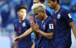 Đội hình ĐT Thái Lan đụng độ ĐT Việt Nam ở vòng loại World Cup 2022: Chanathip trở lại