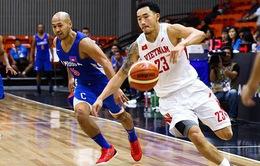 Đội tuyển bóng rổ 3x3 Việt Nam dự FIBA 3x3 Asia Cup 2019