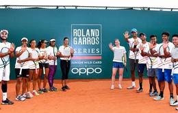 Sau smartphone, Oppo còn lấn sân sang cả… tennis